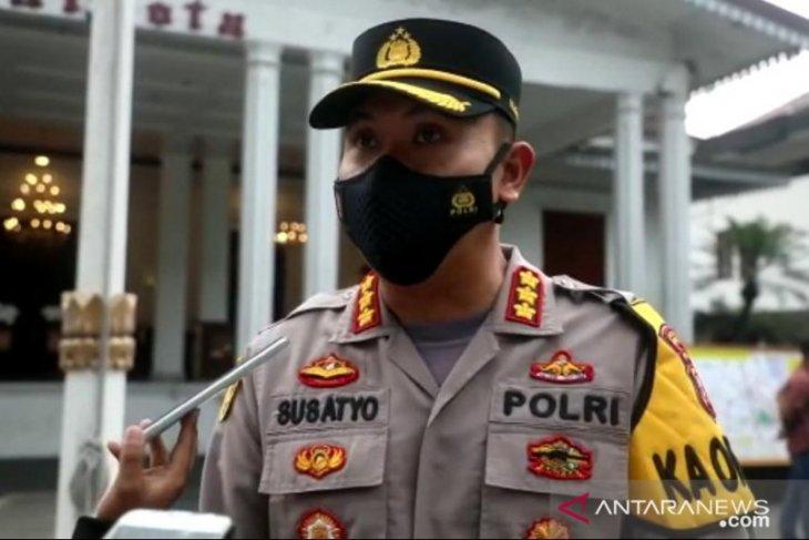 Tim gabungan Pemkot-Polresta Bogor Kota diturunkan awasi kegiatan takbir