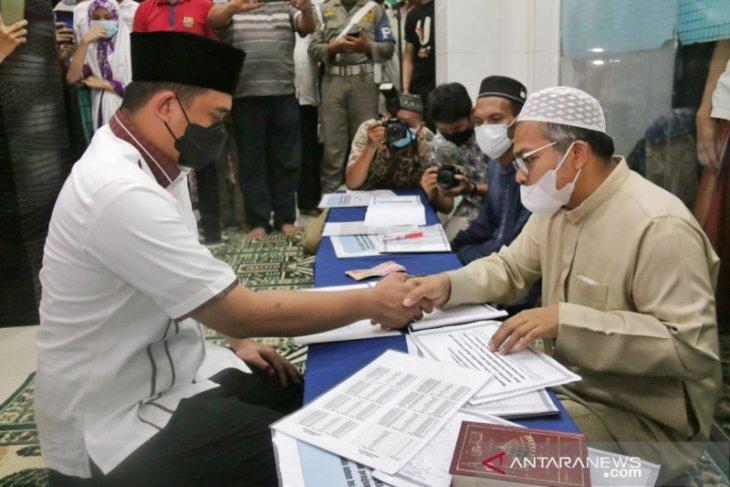 Wali Kota Medan imbau tak laksanakan pawai  di malam takbiran