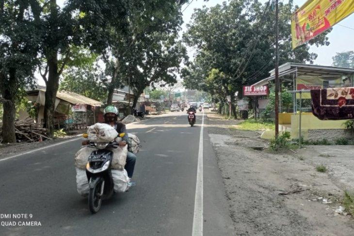 Ruas jalan Bypass di Rangkasbitung H-1 berjalan lancar