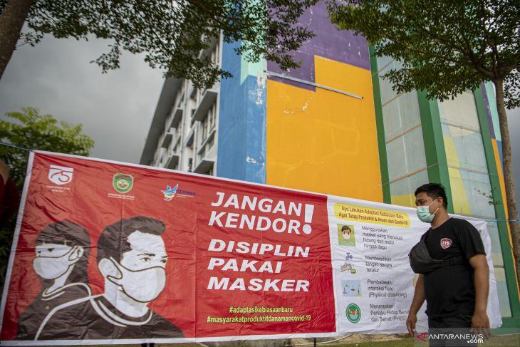 Bisakah Indonesia menyusul pencapaian  lepas masker di AS?