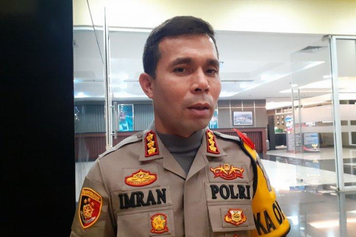 Polisi tutup akses masuk destinasi wisata selama tiga hari