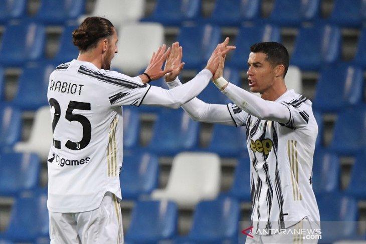 Rabiot ingin Juventus lebih baik lagi demi lolos ke Liga Champions