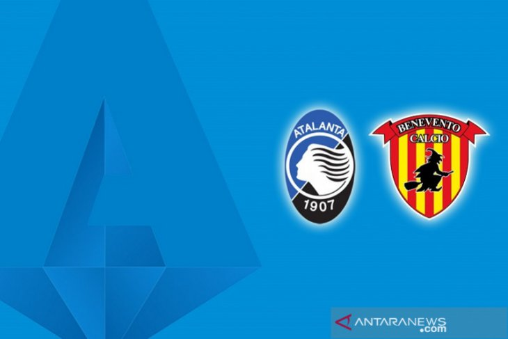 Atalanta kembali ke posisi kedua dan kirim Benevento ke ambang degradasi