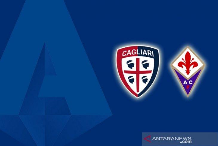 Cagliari dan Fiorentina belum aman dari ancaman degradasi