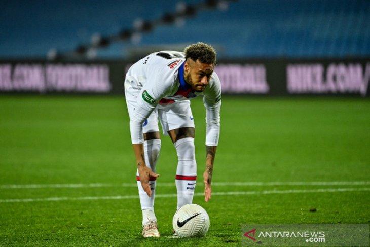 PSG singkirkan Montpellier lewat adu penalti