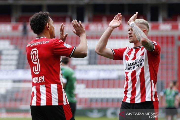 PSV kunci tiket Liga Champions akibat AZ gagal menang