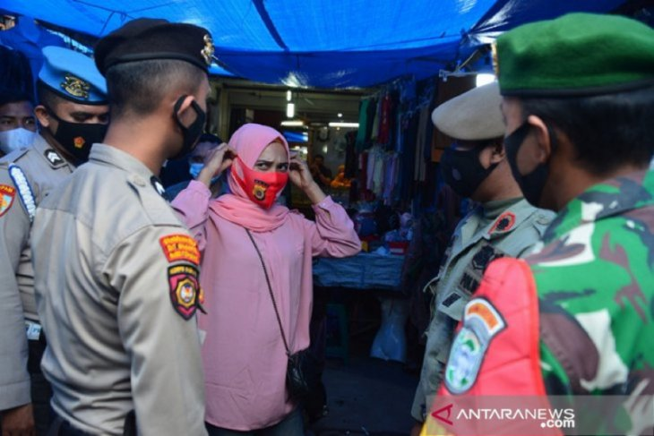 Kasus COVID Aceh bertambah 26 orang pada hari pertama Idul Fitri