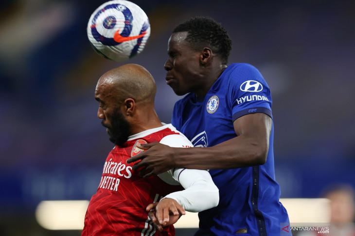 Tottenham tertarik datangkan Kurt Zouma dari Chelsea