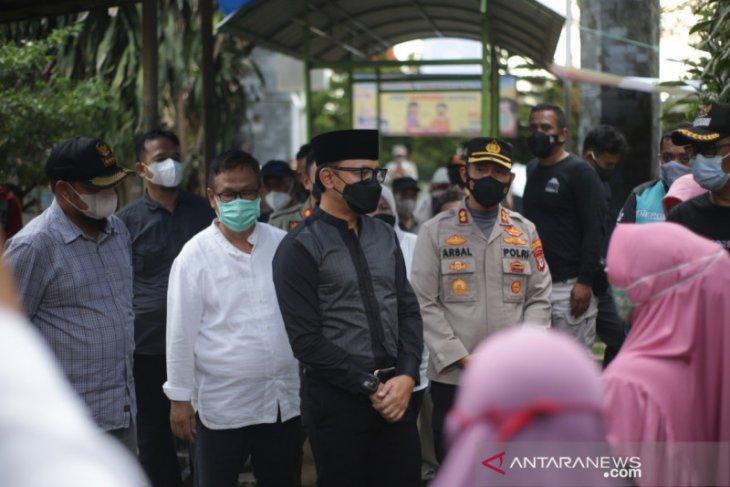 Larang sementara ziarah kubur, Pemkot Bogor tempatkan petugas di TPU