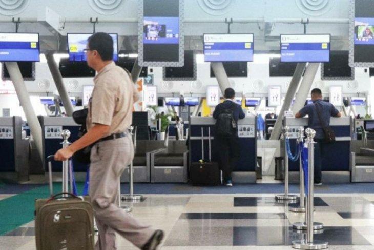 Hari pertama Lebaran, Bandara Kualanamu hanya layani 365 penumpang