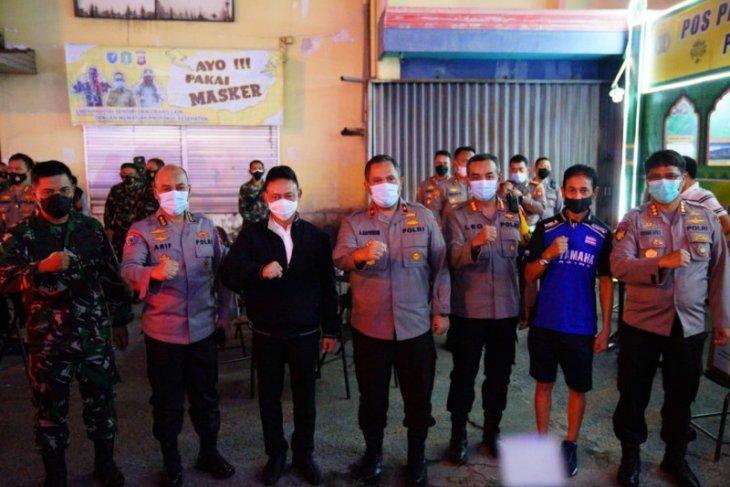 Edi Kamtono: Aktivitas malam Lebaran terpantau tertib dan lancar