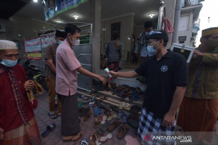 Shalat Idul Fitri di Bali diadakan di masjid dan mushala