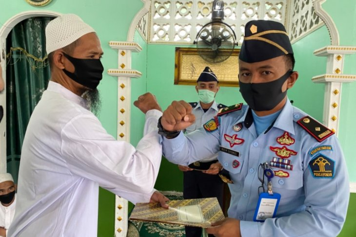 56 Napi Rutan Putussibau dapat remisi Idul Fitri