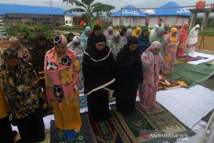 2.241 warga binaan Kemenkumham Kalbar dapat remisi Lebaran