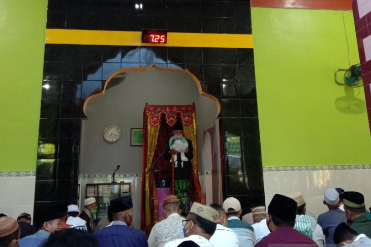 Khatib ajak umat muslim mawas diri seiring momentum Idul Fitri