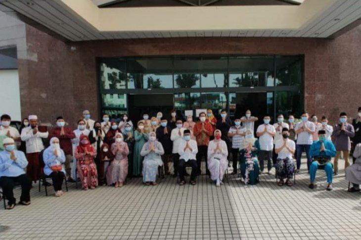 KJRI Kuching selenggarakan Shalat Idul Fitri dengan prokes dan secara terbatas