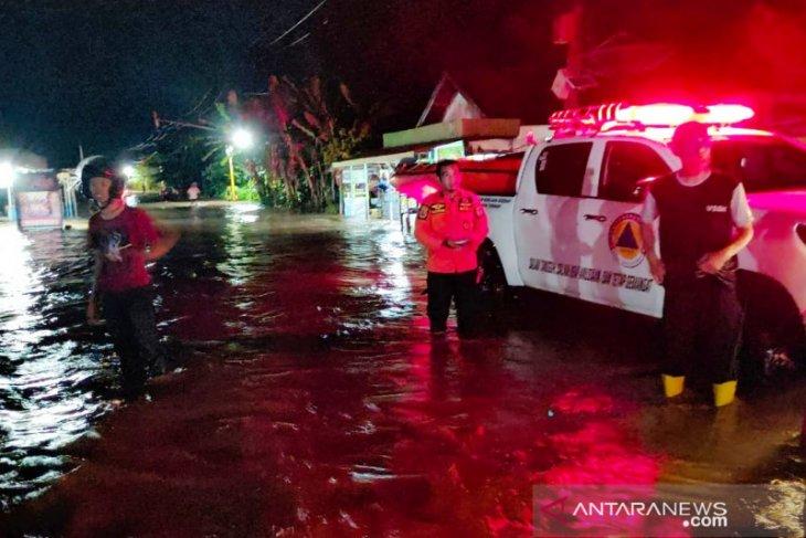 Kabupaten HST kembali banjir, kali ini di wilayah Kecamatan Haruyan