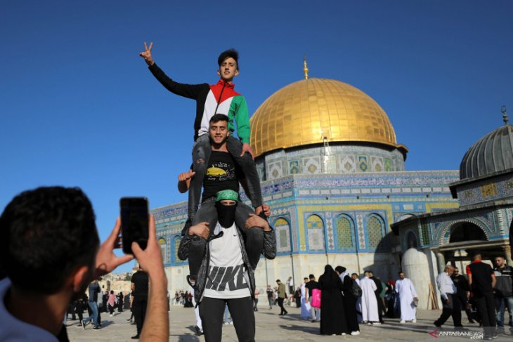Biden yakin konflik antara Israel dan Palestina segera berakhir