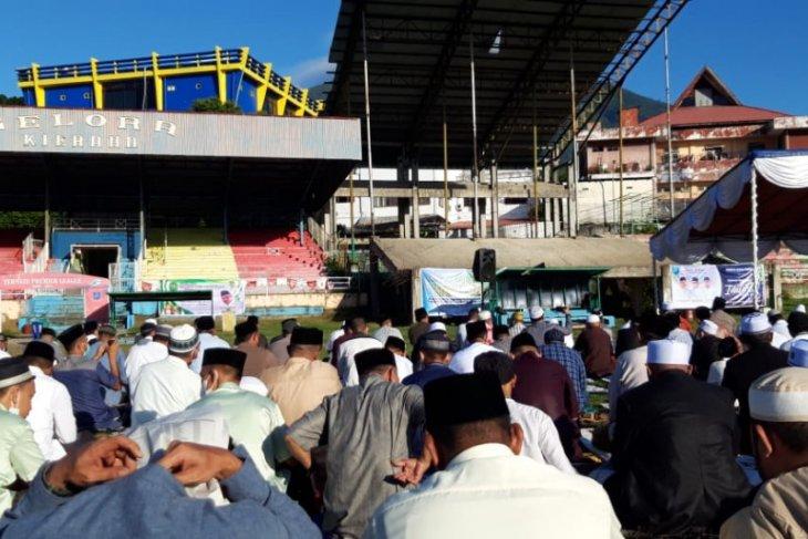Khatib Idul Fitri bangun kesucian bagi umat Muslim