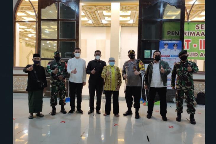 Bupati Kapuas Hulu : Idul Fitri momentum meningkatkan keharmonisan