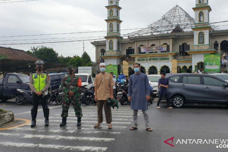 Polres Bangka terjunkan 150 personel amankan tempat ibadah