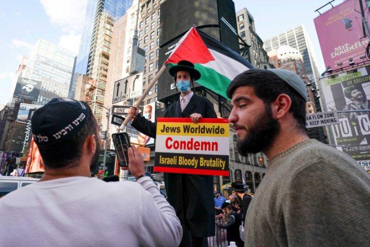 DK PBB akan bahas konflik Israel dan milisi Palestina pada Minggu