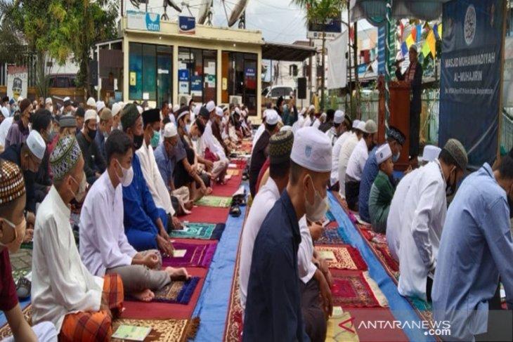 Khotib ajak umat Islam lestarikan nilai-nilai Ramadhan