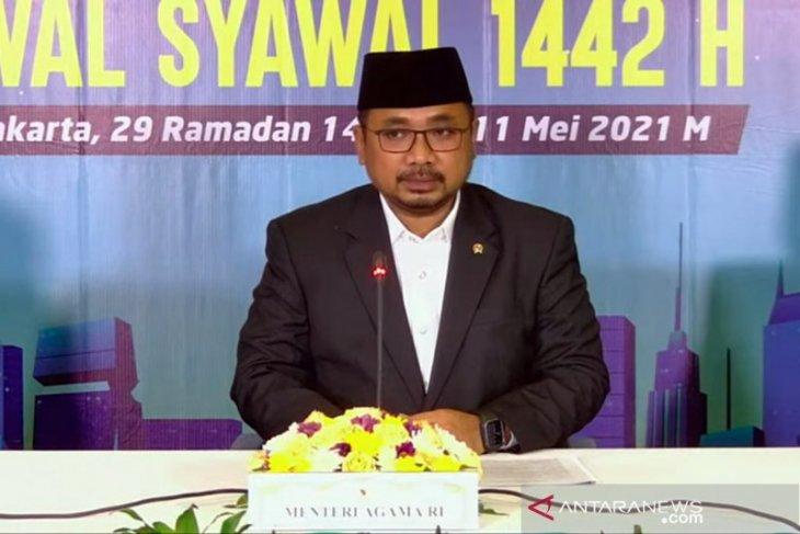 Menteri Agama ajak peringatan Kenaikan Isa Al Masih perkuat moderasi beragama