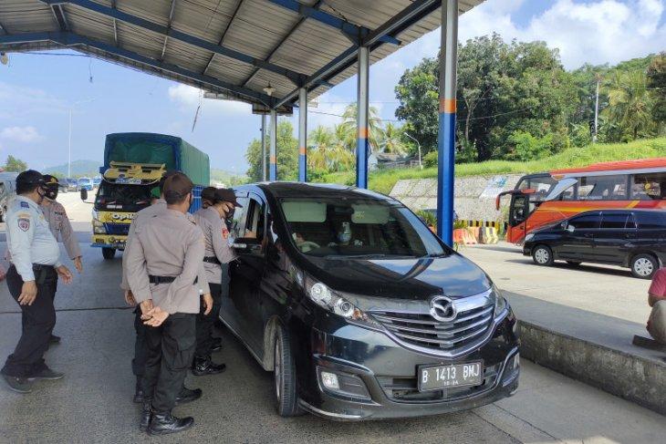 Polda Lampung lakukan  gerak cepat antisipasi arus balik dari Sumatera ke Jawa