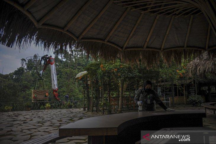 Kawasan wisata Lembang akan dibuka kembali