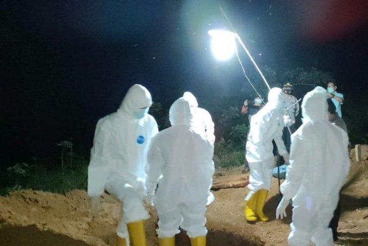 Pasien COVID-19 meninggal di Mukomuko menjadi 22 orang