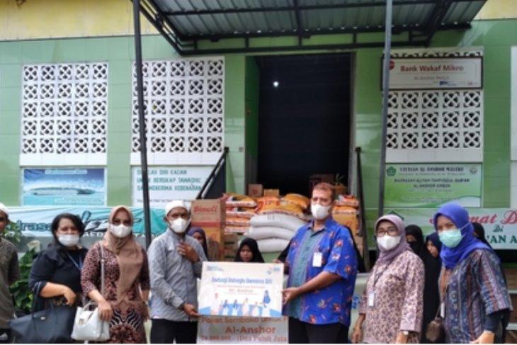 BRI Ambon salurkan bantuan bagi Pondok Pesantren di Sirimau