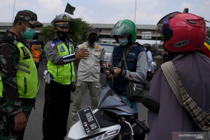 Polda Banten siapkan delapan pos sekat cegah masuknya wisatawan luar Banten