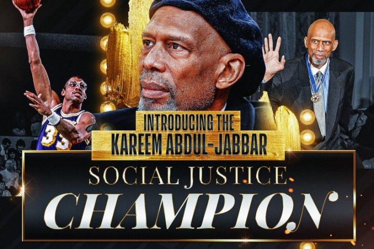 NBA buat penghargaan Abdul-Jabbar