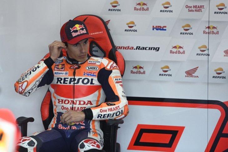 Marquez beri sinyal kapan fit 100 persen untuk balapan