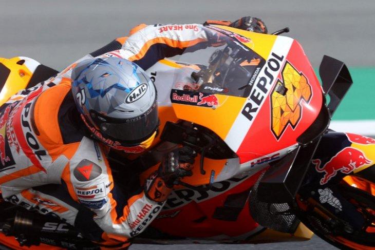 Espargaro terbantu hasil tes Jerez  saat tampil kompetitif di Le Mans