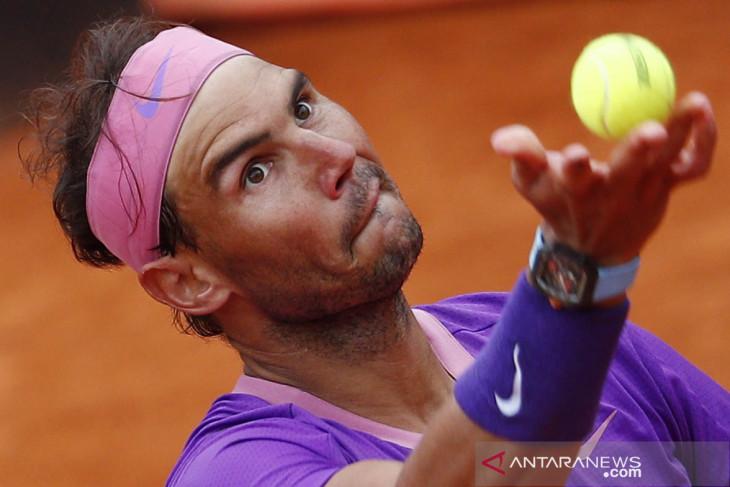 French Open: Nadal hentikan Sinner untuk lolos perempat final