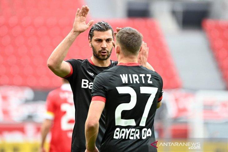 Liga Jerman: Leverkusen raih tiket Europa setelah Gladbach dikalahkan Stuttgart