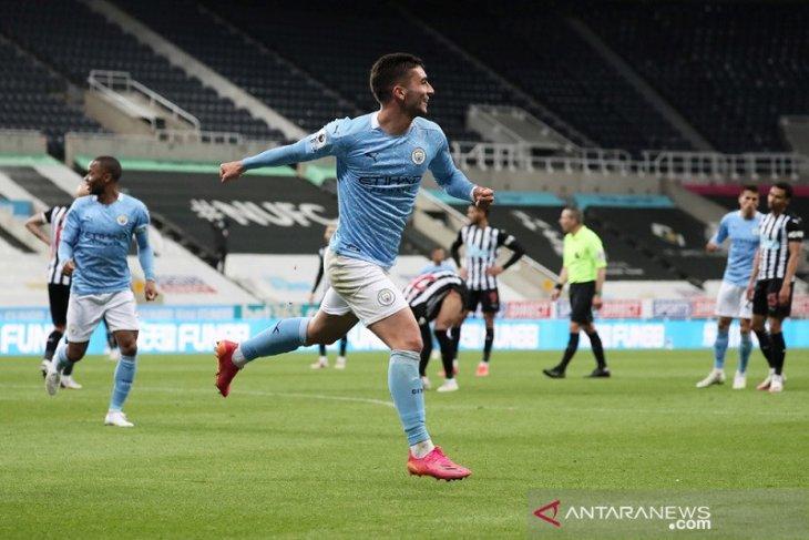 Manchester City patahkan rekor kemenangan tandang usai kalakan Newcastle