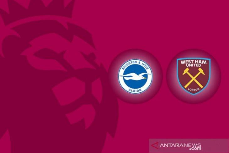 Jadwal Liga Inggris: West Ham United usung misi jaga asa empat besar