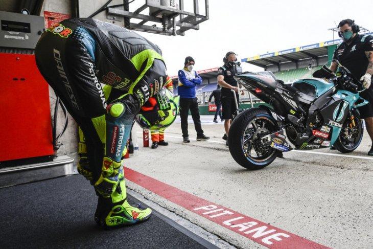 Hasil FP2 bikin Rossi optimistis  di Le Mans