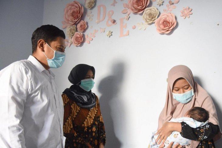 Wali Kota Kediri janjikan pekerjaan bagi istri kru KRI Nanggala-402