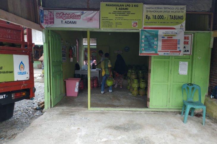 Hadapi lebaran, Pertamina tambah pasokan elpiji 12 persen di Aceh saat Lebaran