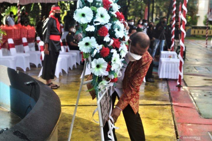 Gubernur Murad   Semangat Kapitan Pattimura jadi momentum bangun Maluku