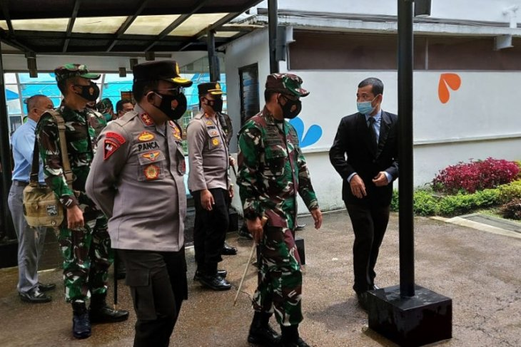 Kapolda Sumut minta wisatawan taati prokes