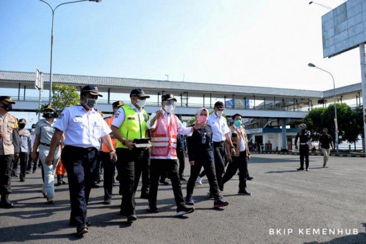 Menhub tinjau kesiapan Pelabuhan Gilimanuk antisipasi penumpang pasca-Lebaran