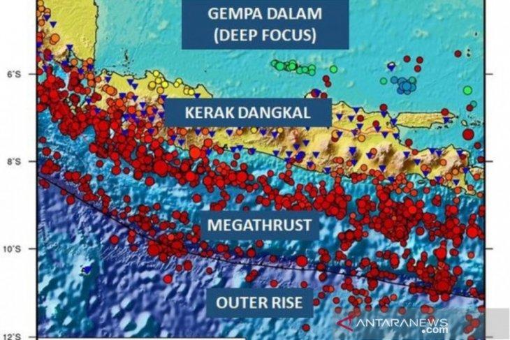 Gempa bumi tektonik dengan kedalaman 2 km guncang Padang Sidimpuan Sumut