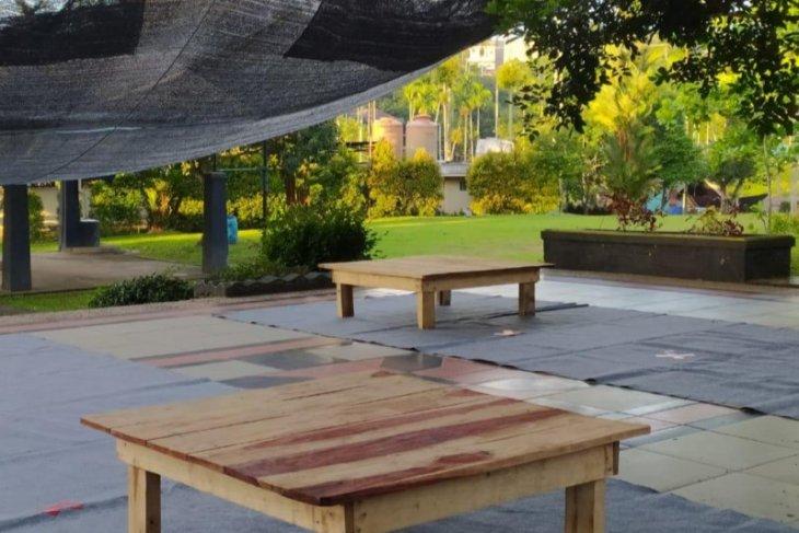Tutup wahana permainan  Kampoeng Radja hadirkan konsep restoran outdoor