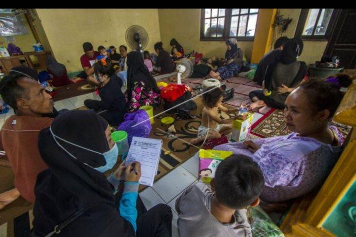 Ribuan jiwa terdampak banjir Tamah Bumbu