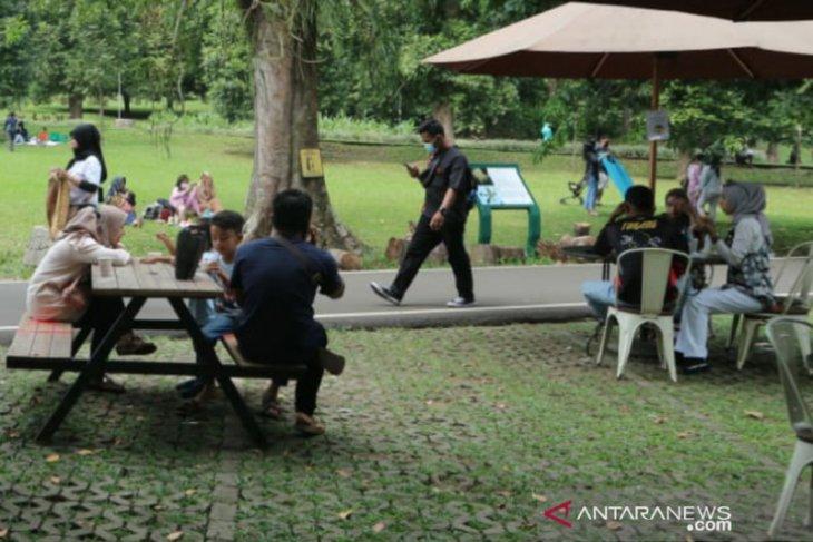 Libur Lebaran, Kebun Raya Bogor sediakan layanan tes GeNose untuk pengunjung